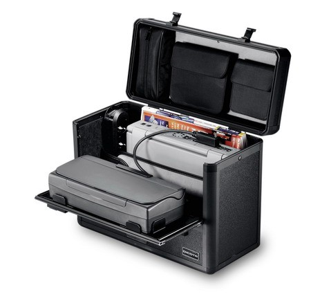 Dicota DataBox Profil Leather